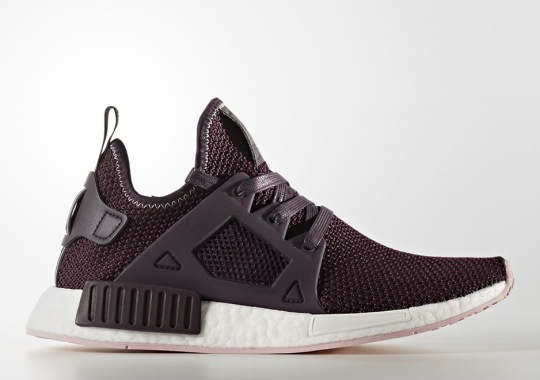 "adidas NMD XR1 ""Burgundy"" Releases This Friday"