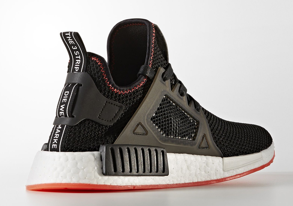 wholesale dealer 08473 be135 adidas NMD XR1 Release Date: November 3, 2017 $150. Color: Core Black/Solar  Red