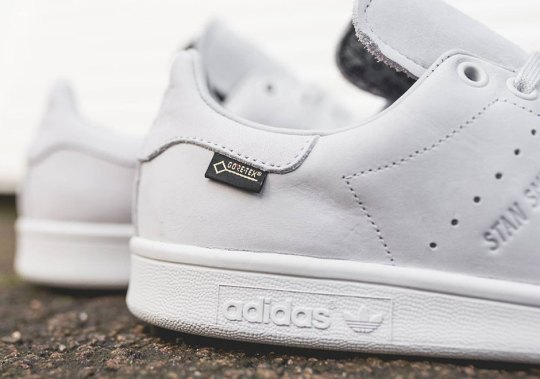 You Can Wear These adidas Stan Smiths In All Weather Conditions