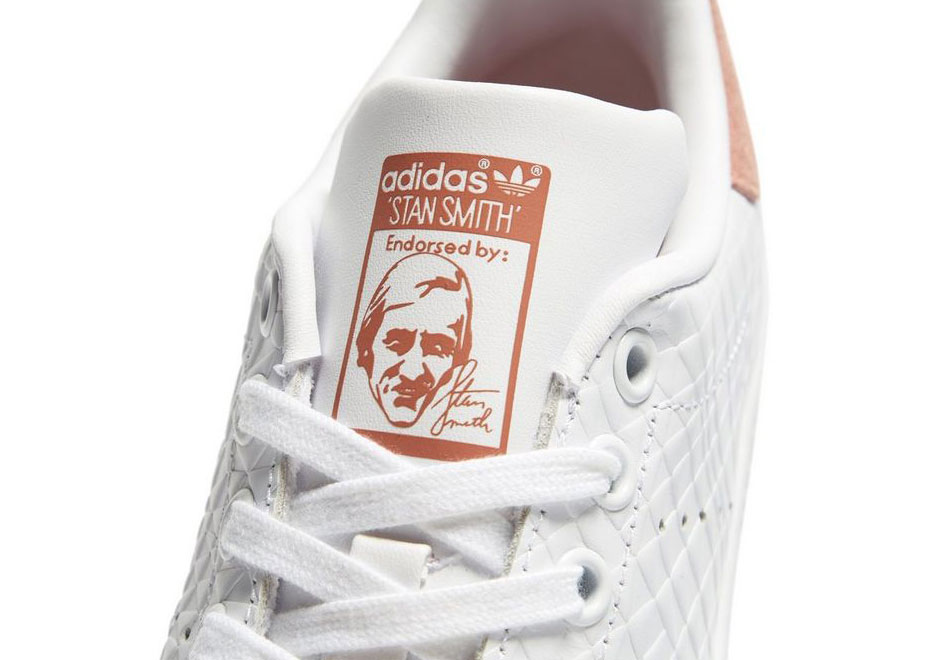 stan smith endorsed by