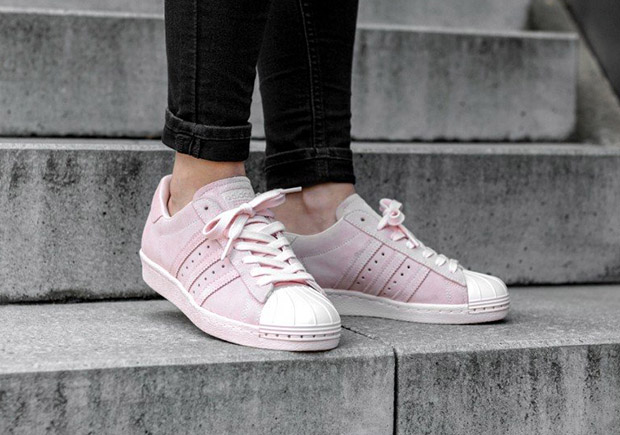 adidas Superstar Metal Toe Icey Pink CP9946 | SneakerNews.com