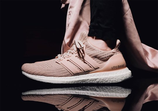 The adidas Ultra Boost 4.0 Is Releasing In Pink