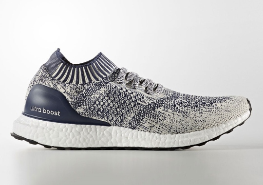 adidas Is Dropping The Ultra Boost Uncaged In Snowy Colorways For Fall/Winter 2017