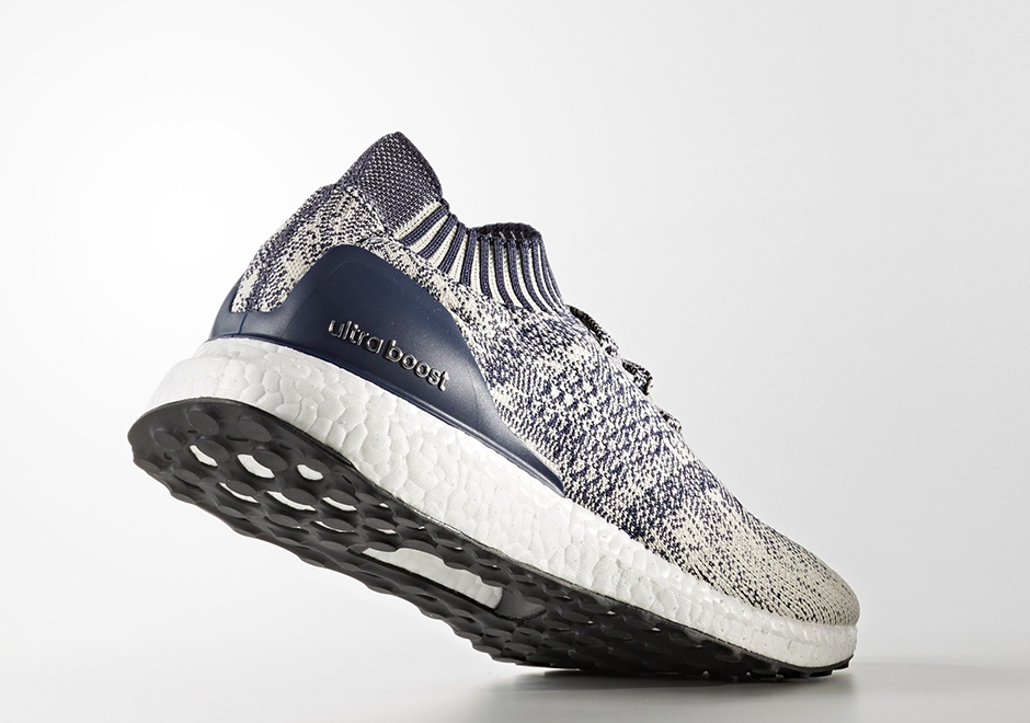 8939c57fe adidas Ultra Boost Uncaged White Black CG4095