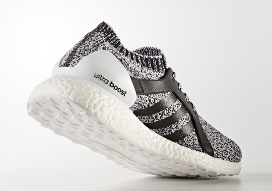 "The Women's Exclusive adidas Ultra Boost X Is Releasing In An ""Oreo"" Colorway"