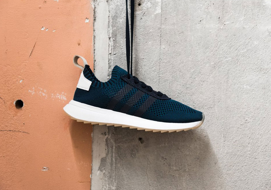 the best attitude f3848 1f95a A modern Primeknit upper combines seamlessly with vintage style on the adidas  Flashback, which arrives in two new colorways for women this fall.