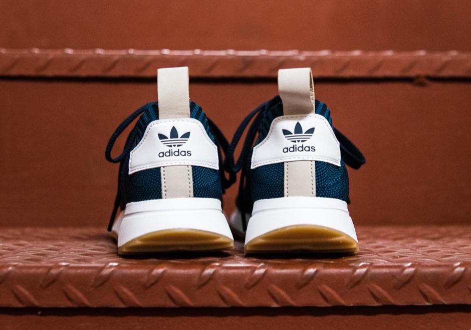 adidas originals flashback primeknit sneaker navy