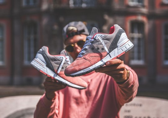 """afew Fully Unveils Saucony Shadow Master 5000 """"Goethe"""" Collaboration"""