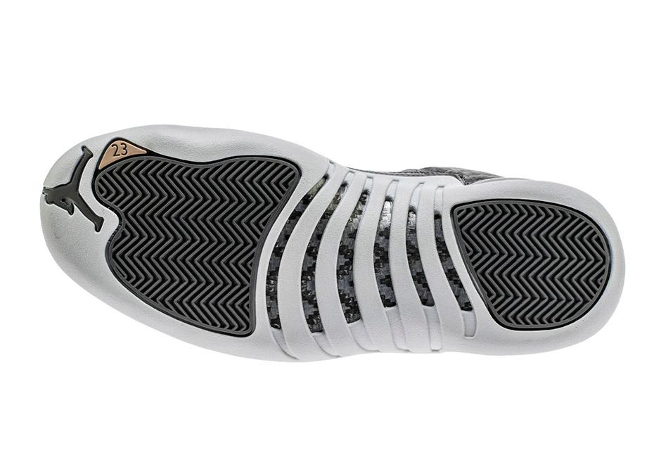 buy online 9534c ff2aa ... wolf grey 130690 005 Dark Grey Jordan 12 Retro 130690-005 Air Jordan 12  Retro Bordeaux Sz 10 130690-617 New Ds ...