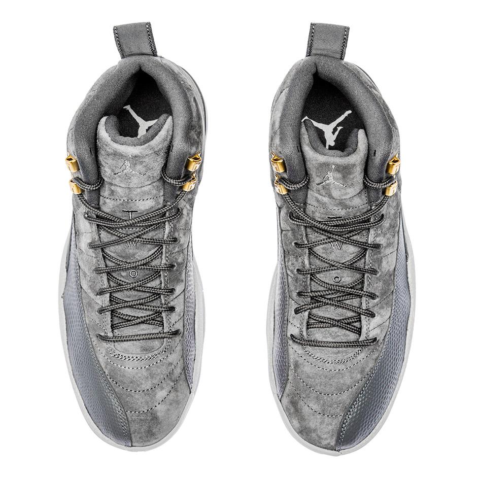 d5a1b79c8c2 Jordan 12 Dark Grey 130690-005 | SneakerNews.com