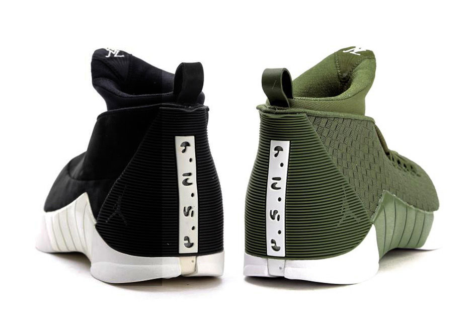 After a limited release in early September, two versions of the PSNY x Air Jordan 15 are being rolled out on a much larger scale to global retailers.