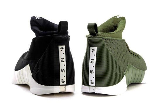 The PSNY x Air Jordan 15 Retro Is Releasing Worldwide This Saturday