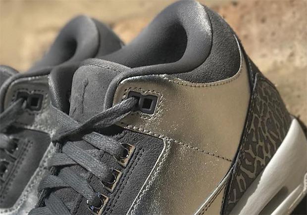 "Air Jordan 3 ""Chrome"" Releasing On November 11th"