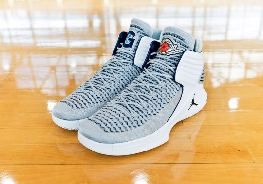 Georgetown and Marquette Unveil New Player Exclusive Air Jordan 32s