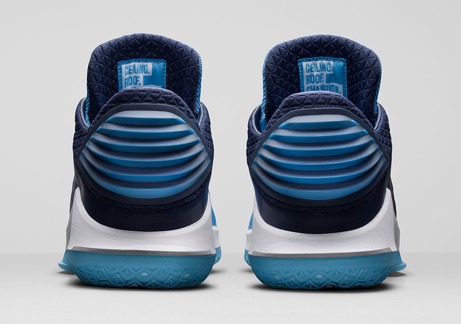 Air Jordan 32 Low Quot Win Like Mike Quot Collection Honors Unc