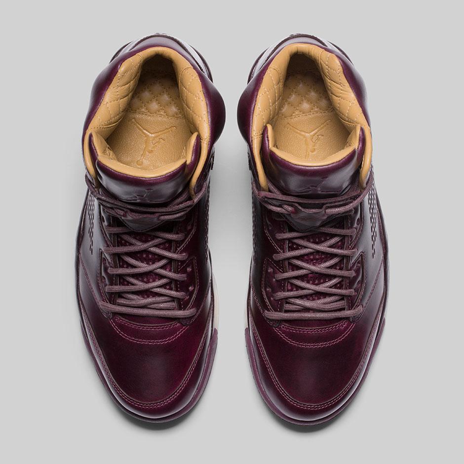 the latest cc98b 045b6 Jordan 5 Premium Bordeaux 881432-612 Release Date   SneakerNews.com