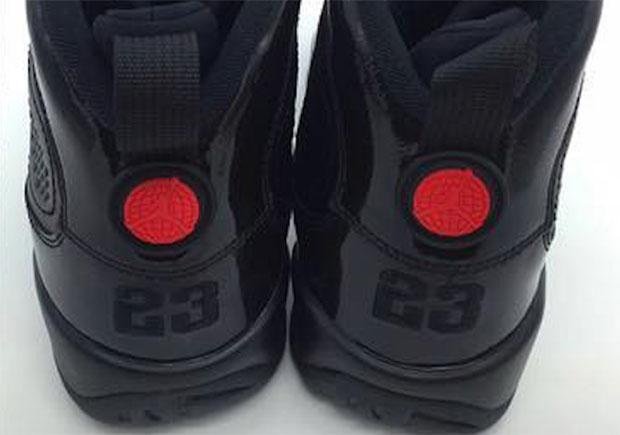 "a2cdd9e1bd6e07 Air Jordan 9 ""Bred"" Releasing On March 10th"