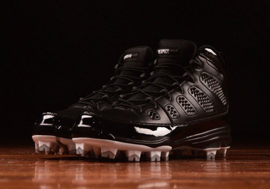 """Air Jordan 9 """"RE2PECT"""" Cleats Are Available Now"""