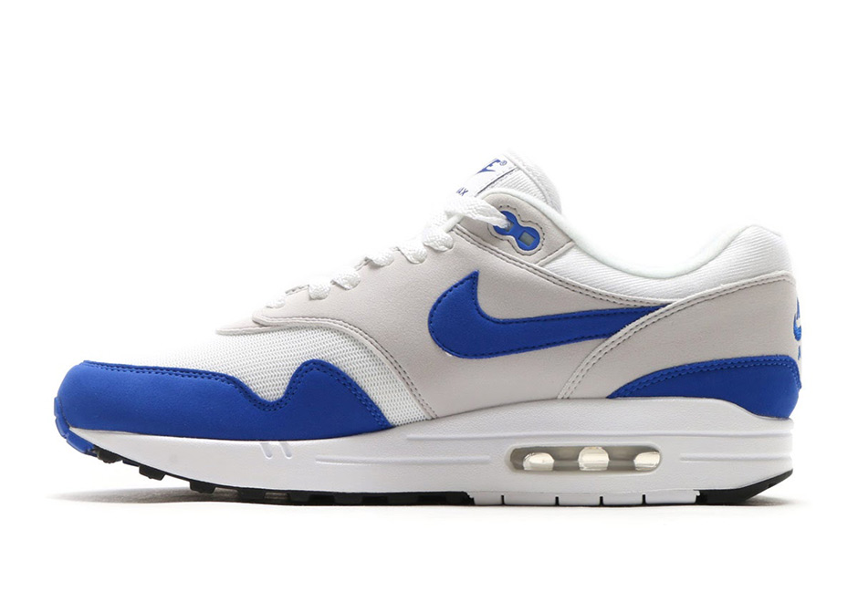Air Max 1 Royal Blue Restock   SneakerNews.com