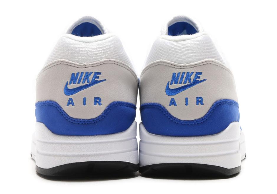 Air Max 1 Royal Blue Restock  