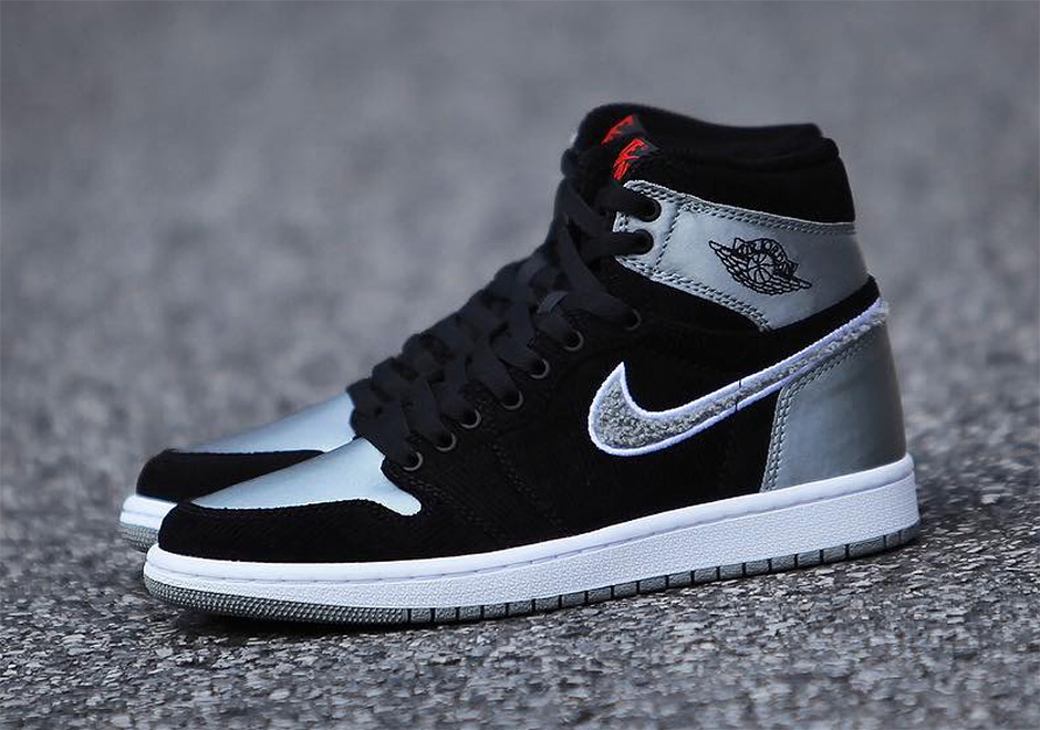 new concept 1ec12 56d80 Air Jordan 1 Satin Aleali May Release Info AJ5991-062 ...