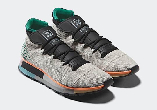 online store ea5e2 8d4ba Alexander Wangs Next adidas Collaboration Is Inspired By Cycling And Rave  Parties