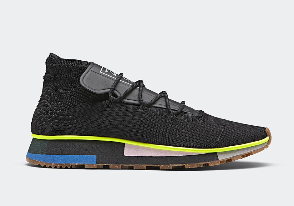 detailed look ce98b d6d29 Alexander Wang x adidas AW Skate Mid Release Date October 7th, 2017. Style  Code AC6850 (Black) Style Code AC6851 (Green)