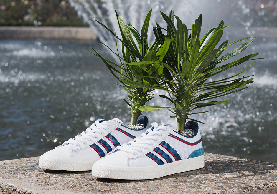 93c3d9f3a0b8 Alltimers adidas Skateboarding Campus Vulc Collection Fall 2017 ...