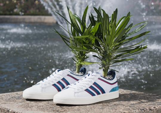Alltimers and adidas Skateboarding Unveil Second Collection