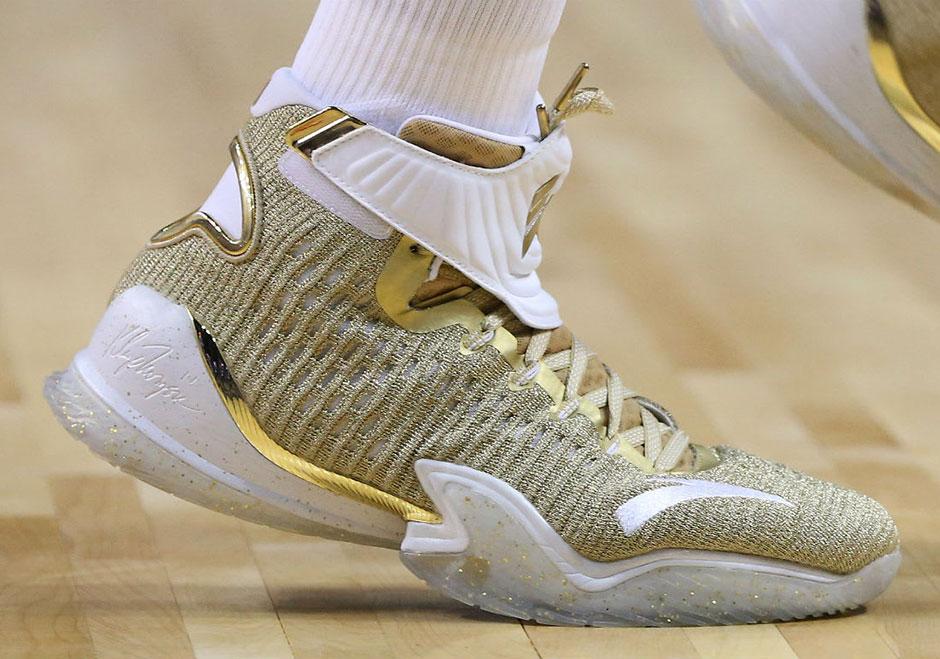 Klay Thompson - SneakerNews.com