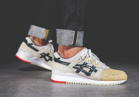 "ASICS Tiger Set To Drop Another ""Christmas"" Pack"