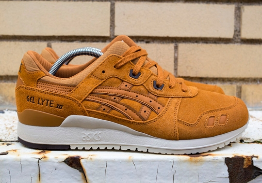 "ASICS GEL-Lyte III ""Honey Ginger"""