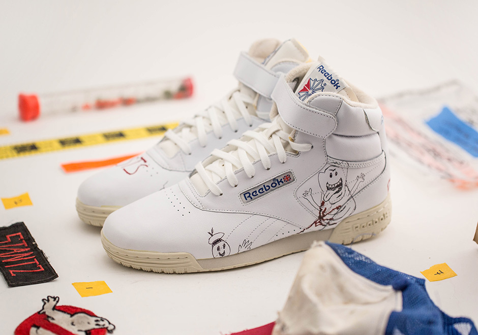 132a37bfc32e39 Stranger Things x BAIT x Reebok Ex-O-Fit Clean Hi Complex Con Release Date   November 4-5th