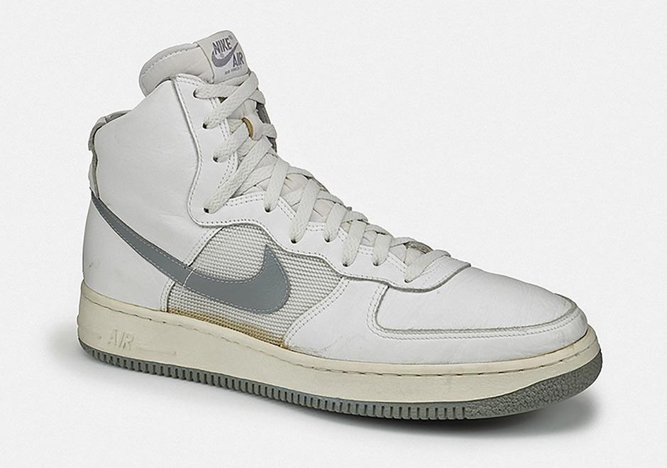 Nike Designer Bruce Kilgore Air Force 1 |