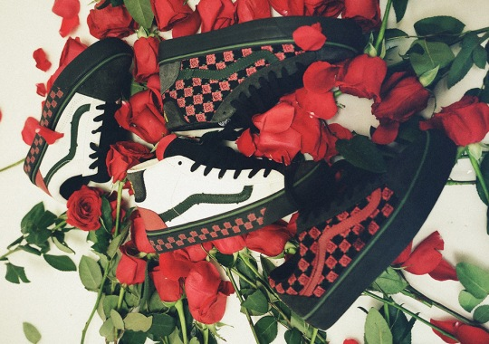 """Bodega And Vans Vault Reveal The """"Sub Rosa"""" Pack"""