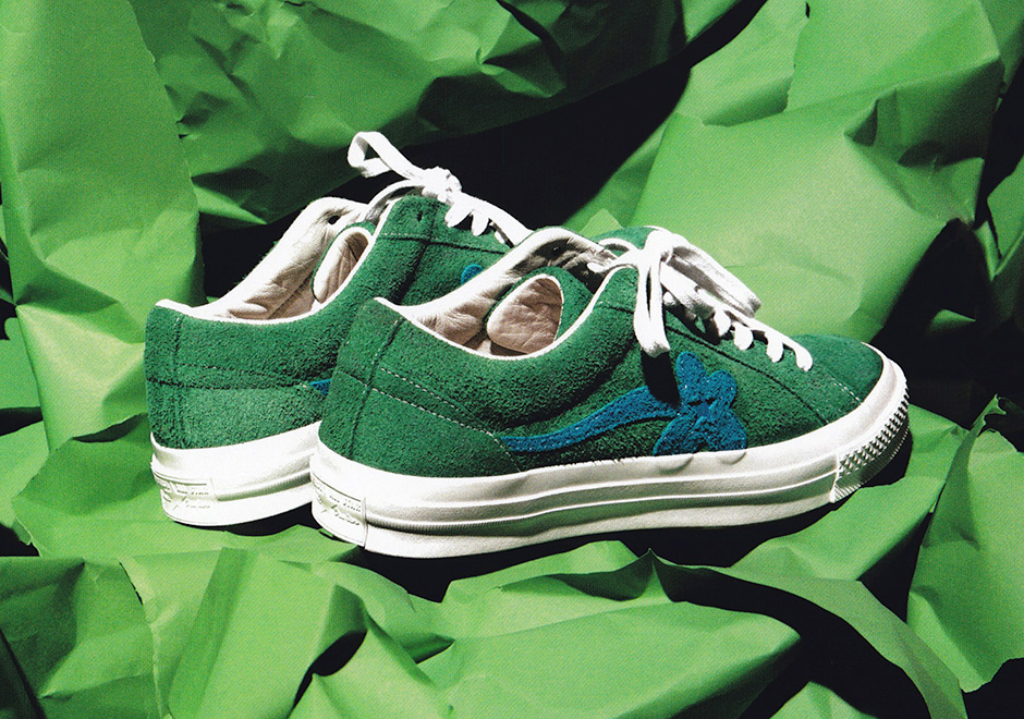 Tyler, The Creator Converse One Star Golf Le Fleur ...