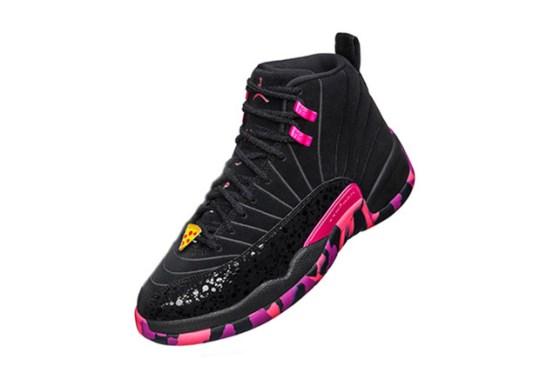 Air Jordan 12 Doernbecher Release Date