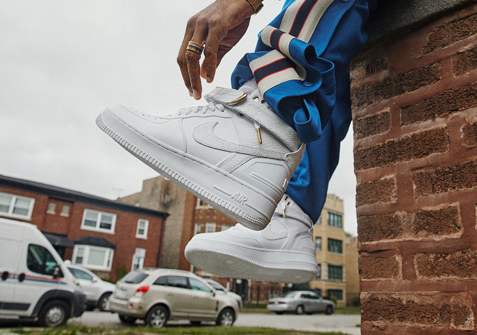 Just Don x Nike Air Force 1 Hi Complex Con Release Date  November 4th 5d73ea0ac