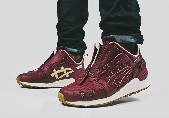 """Ghostface Killah's """"Pretty Toney"""" Alter Ego Brought To Life In Extra Butter x ASICS Collaboration"""