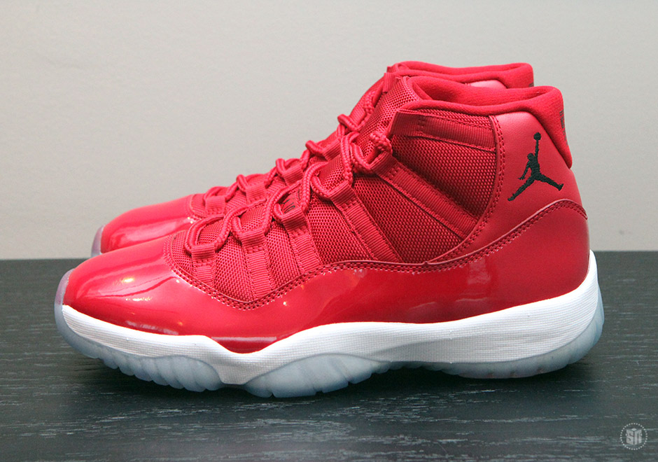 "b57f229cb55 AIR JORDAN 11 ""WIN LIKE  96"" Release Date  DECEMBER 9TH"