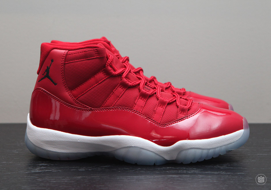 7fc1b283f80 Air Jordan 11 Bulls Red Release Info | SneakerNews.com