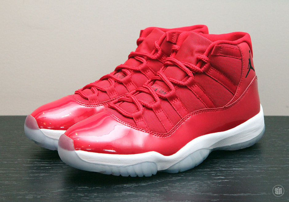 mens air jordan 11 win like 96 11s