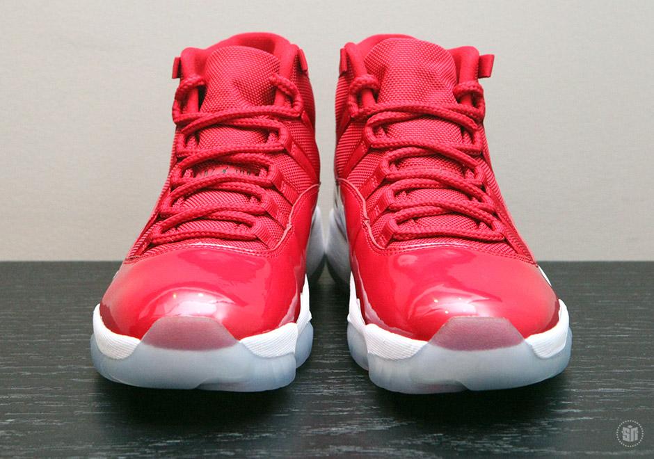Nike Air Jordan 11 Retro Vincere Come 96 4p7we5N1