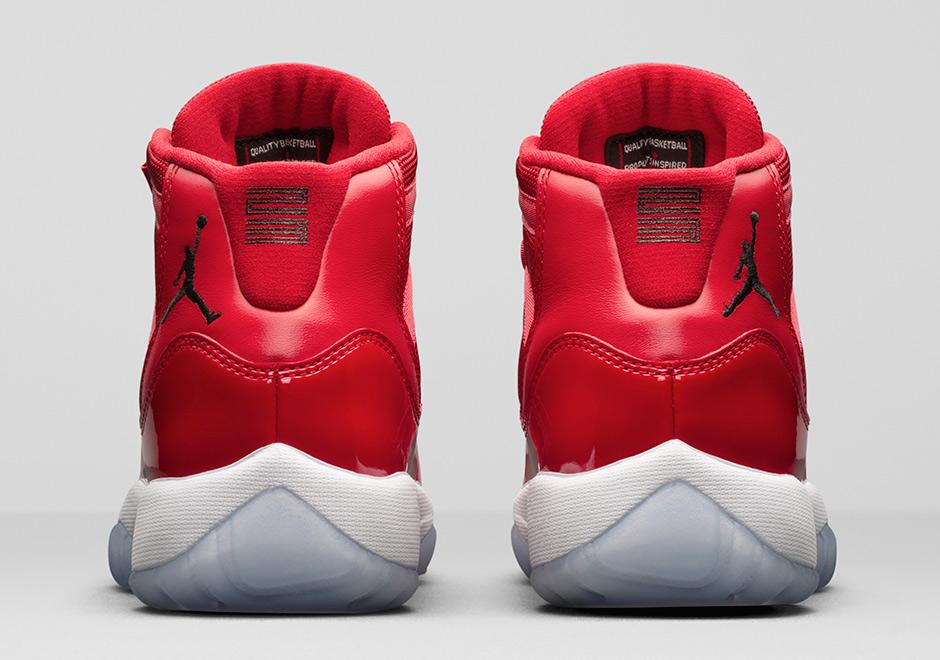 Air Jordan Retro 11 Win Like 96 Size 9.5 Mens with Og Box