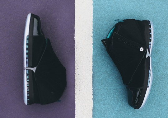"""Limited To 2,300 Pairs, The Air Jordan XVI """"CEO"""" Releases This Friday"""