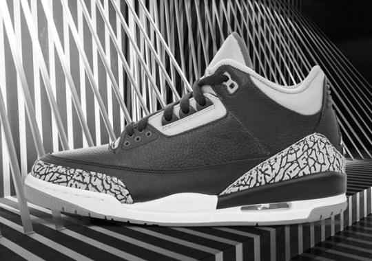 Air Jordan 3 Flyknit Releasing In Summer 2018