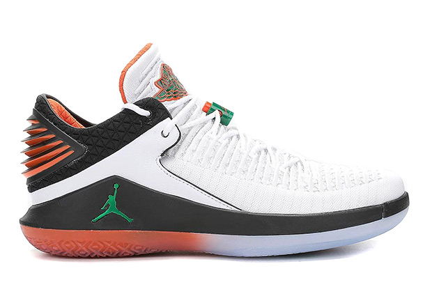 "more photos 90878 3ff64 Jordan Brand Is Also Releasing A ""Gatorade"" Air Jordan 32 Low"