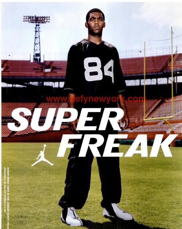 How Randy Moss' Jordan Super Freak, The