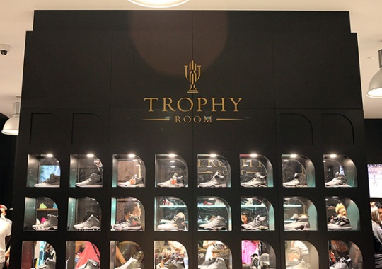 Marcus Jordan Hints At A Trophy Room x Air Jordan Retro Release For October