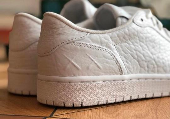 KAWS Gets Custom Air Jordan 1s From The Brand